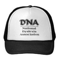 Dyslexia hat