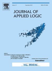 Journal of Applied Logic